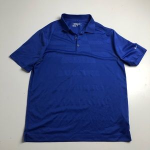 Nike Golf Dri Fit Tour Performance Polo Medium
